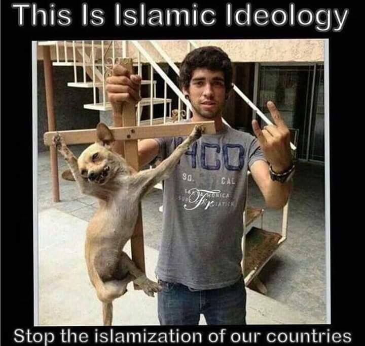 WHY I HATE ISLAM. THEY HAVE NO SOUL